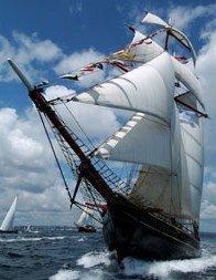 Brest 2012 dans Ferien in Bretagne klipper